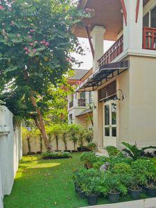 2-storey detached house, For rent and  sale  Soi On Nut 74/4,